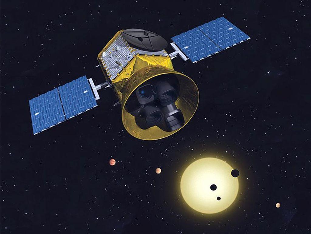 Empat Teleskop Super Untuk Mencari Alien