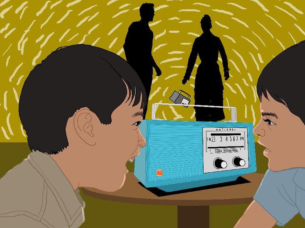 Radio Bapak dan Hal-Hal yang Tak Bisa Diperbaiki Lagi
