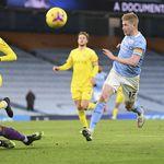 City Vs Fulham: Dominan, The Citizens Menang 2-0