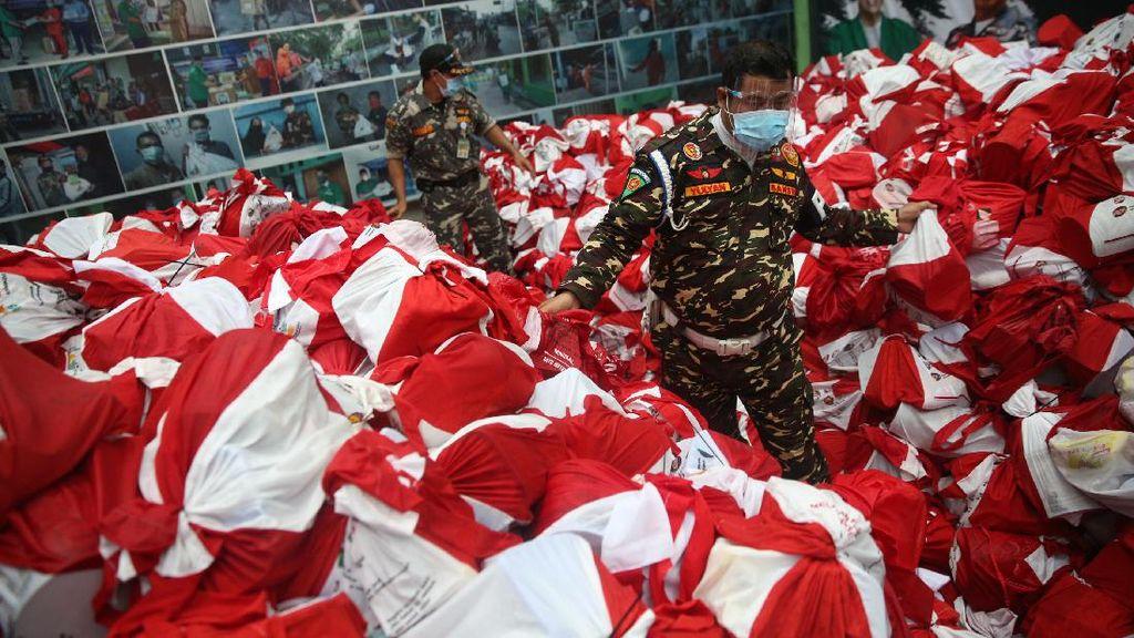 Momen Penyaluran Bantuan Presiden untuk Majelis Taklim