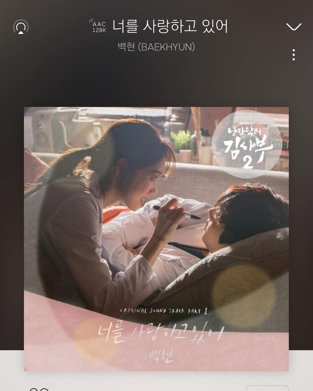 OST Romantic Doctor Teacher Kim 2/Sumber:instagram.com/baekhyunee_exo