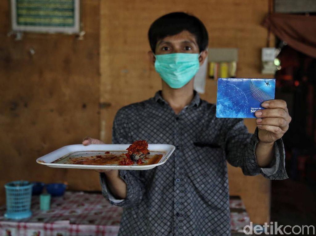 Pemilik Rumah Makan Padang di Rupat Ini Nasabah BRI Lho