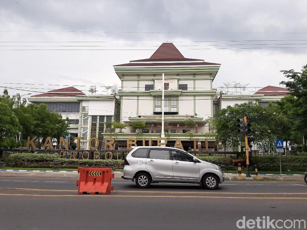 39 ASN Pemkab Probolinggo Positif COVID- 19, Kantor Bupati Ditutup 10 Hari