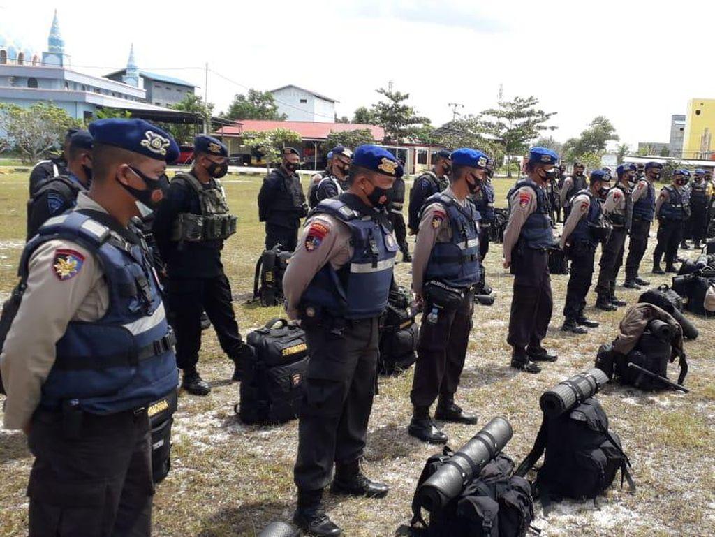 Polda Kalteng Turunkan 679 Personil  Amankan Pilkada