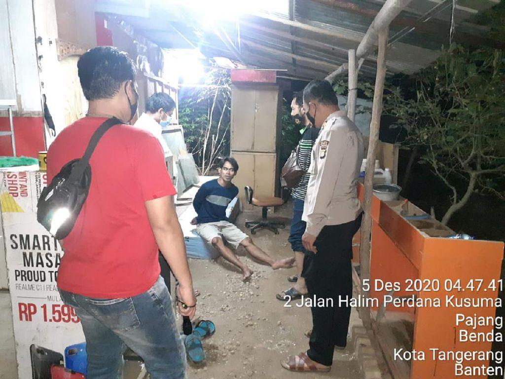 Cekcok soal Wanita, Rasid Tikam Pria di Tangerang hingga Tewas