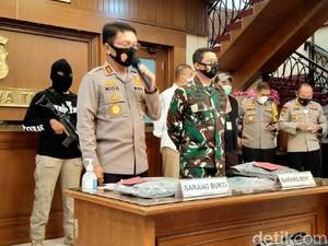Pria yang Ancam Bunuh Mahfud Md Saat Geruduk Rumah Ibundanya Ditangkap