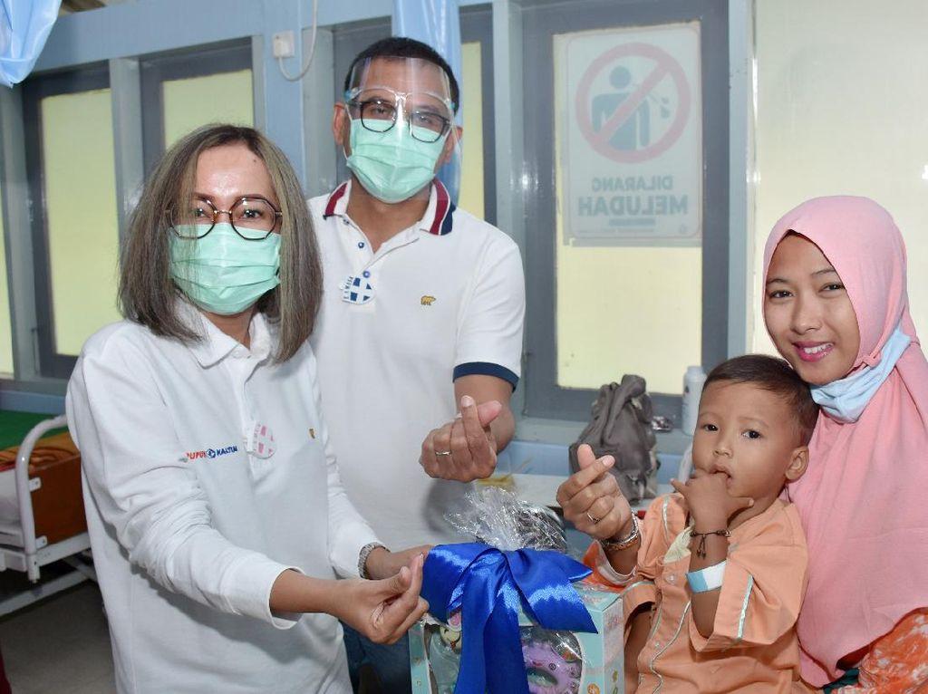 PIKA Pupuk Kaltim Gelar Operasi Bibir Sumbing Gratis untuk Anak-anak