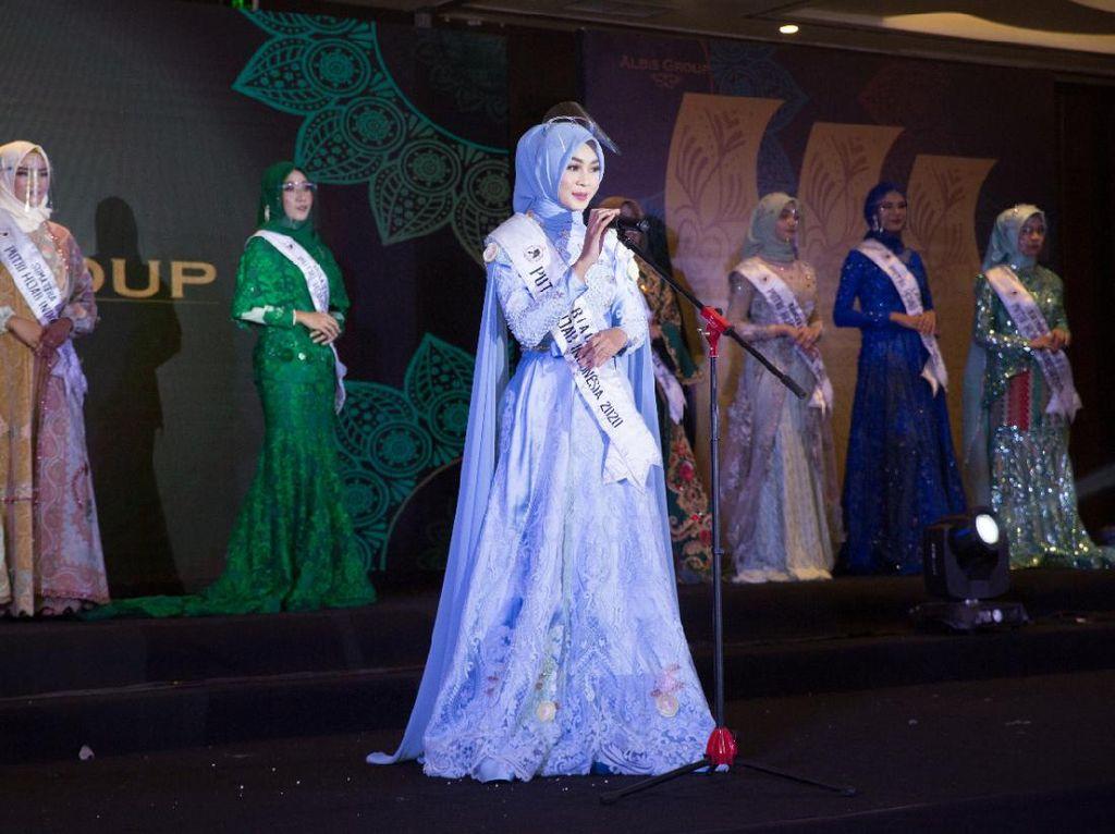 Putri Hijab Indonesia 2020 Digelar di Tengah Pandemi, Begini Suasananya