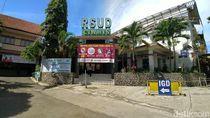 36 Nakes Positif Corona, Seluruh Layanan RSUD Ciamis Tutup 3 Hari