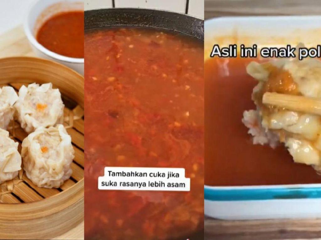 Resep Saus Dim Sum Enak dan Gampang, Cocok Buat Jualan!