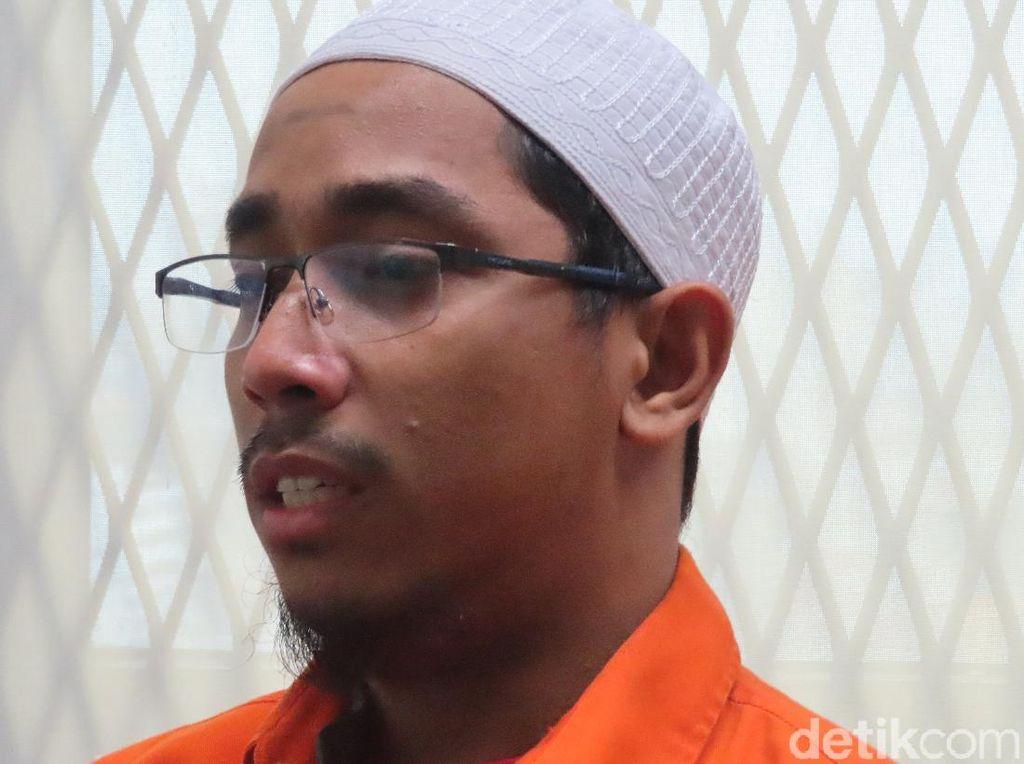 Ustadz Maaher Meninggal Dunia, Jenazah Dibawa ke RS Polri