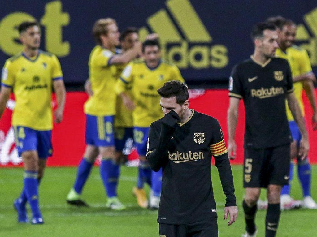 Barcelona Belum Pernah Seburuk Ini dalam 32 Tahun
