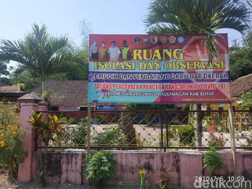 Gedung Karantina Penuh Pasien COVID-19, Pemkab Blitar Berdayakan Kampung Tangguh