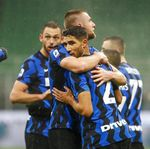 Inter Vs Bologna: Hakimi Dua Gol, Nerazzurri Menang 3-1