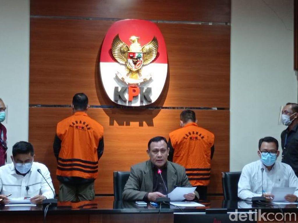 Kasus Suap Bansos Corona, KPK Tahan Menteri Sosial Juliari Batubara