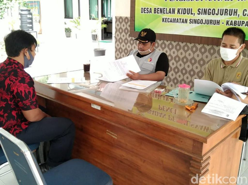 Ratusan Anggota KPPS dan PTPS Banyuwangi Jalani Tes Swab