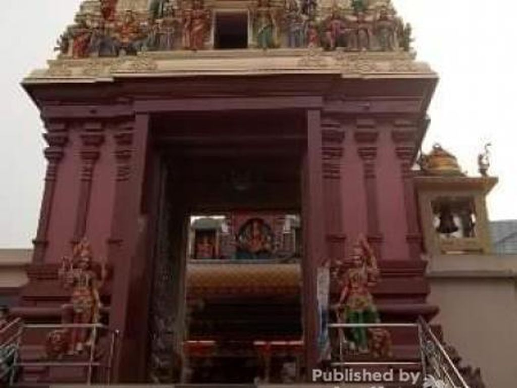 Kentalnya Budaya Hindu di Johor Baru, Malaysia