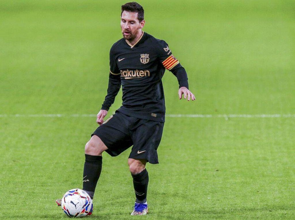 Pirlo: Messi Mungkin Punya Masalah Mental