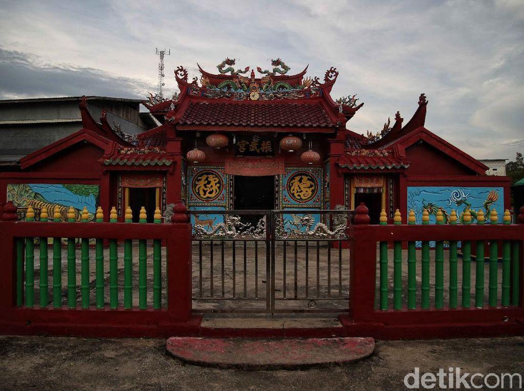 Mengenal Kelenteng Tertua di Pulau Rupat