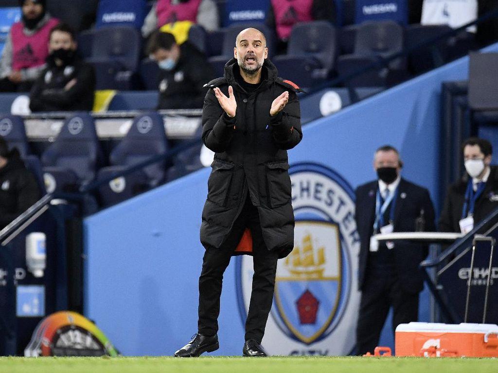 Guardiola Pede Bersua Chelsea dengan Skuad Seadanya