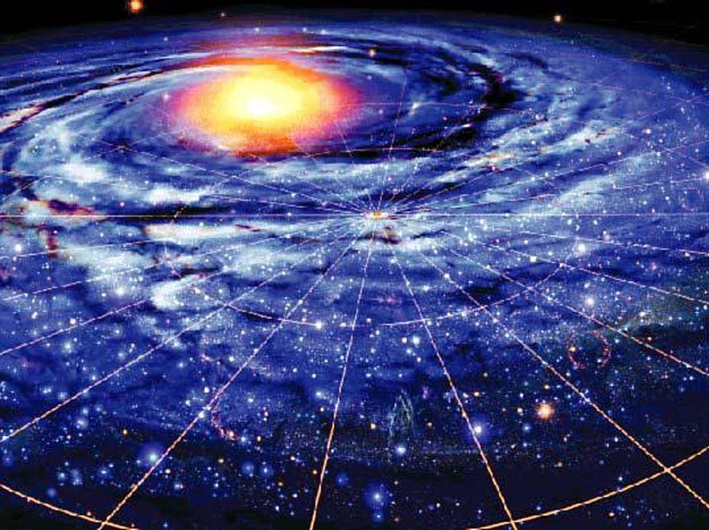 Ilmuwan Yakin Galaksi Bima Sakti Dihuni Peradaban Alien