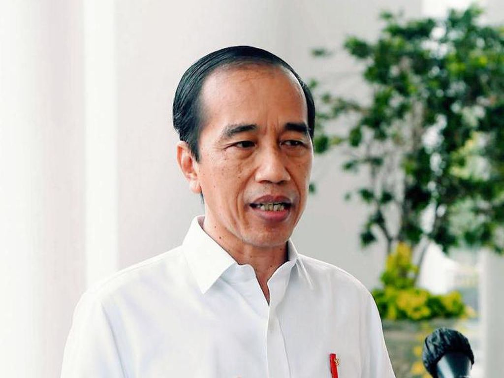 Jokowi: Optimalkan Pencegahan Pendanaan Terorisme Berkedok Donasi