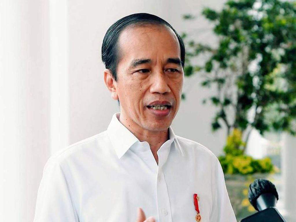 Jokowi Masuk 50 Muslim Berpengaruh, Golkar: Kebijakannya Berpihak Umat