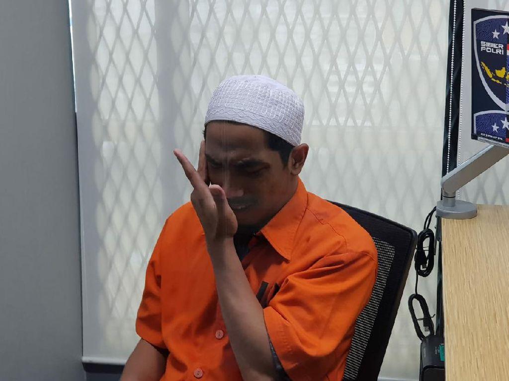 Tangisan Ustadz Maaher Tak Berarti Proses Hukum Dihentikan