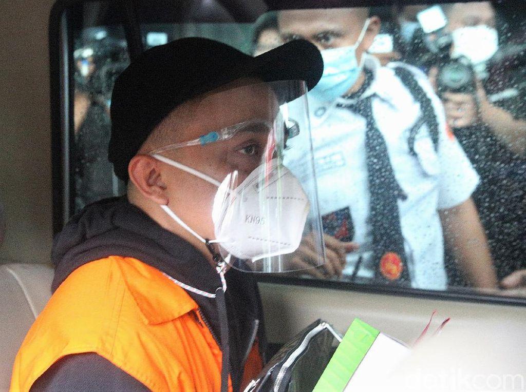 Tersangka Pemberi Suap Klaim Penunjukan Vendor Bansos Corona Sesuai Aturan
