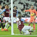 Babak Pertama Selesai, MU Tertinggal 0-1 dari West Ham