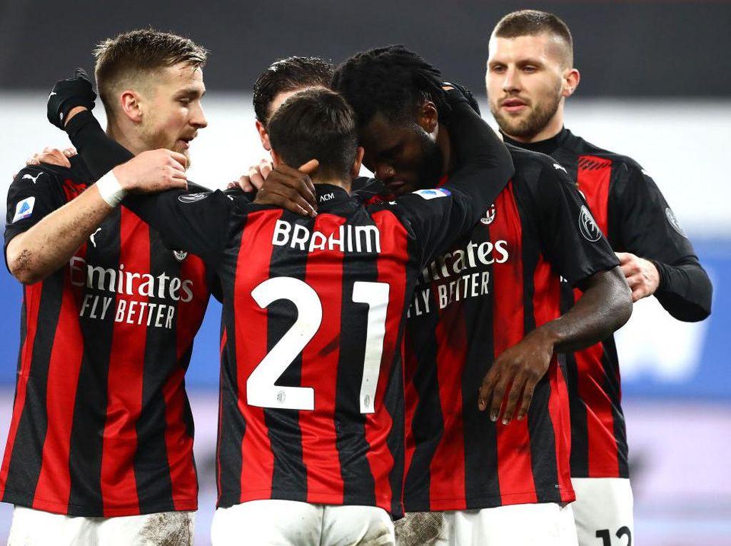 Sampdoria Vs Milan: Rossoneri Menang 2-1
