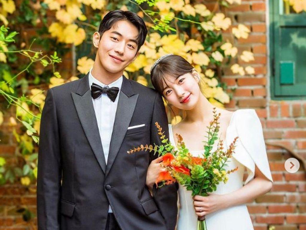 Detail Cincin Kawin Bae Suzy dan Nam Joo Hyuk di Start-Up Episode 16