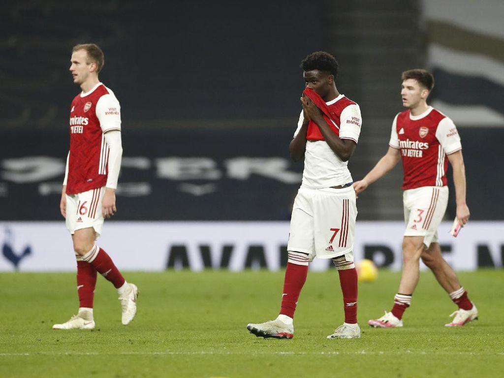 Arsenal Lagi Bermasalah