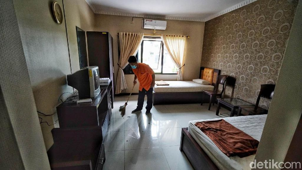 Asrama Haji Donohudan Jadi Lokasi Karantina OTG Corona
