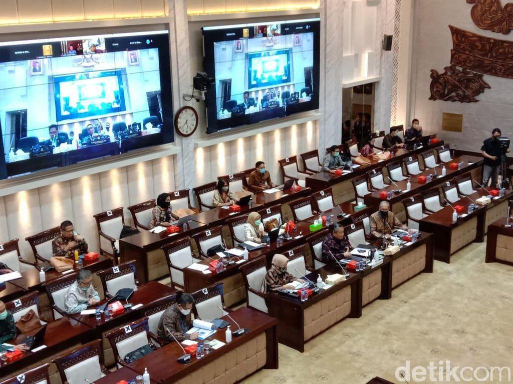 Tok! DPR Setujui Anggaran BI 2021 Rp 12,2 T