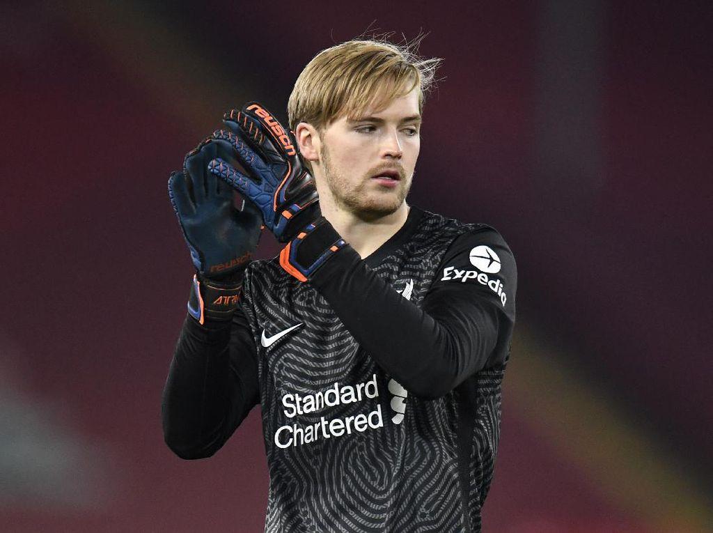Kelleher Debut Liga Inggris, eh Liverpool Salah Tulis Namanya