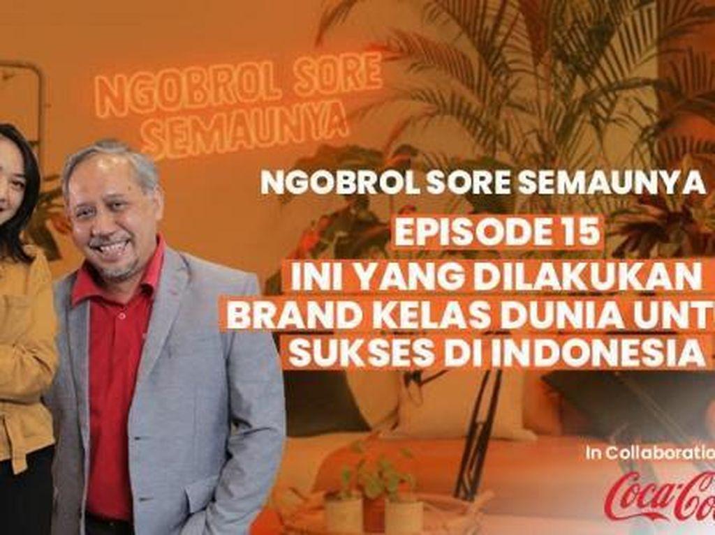 93 Tahun di Indonesia, Ini Rahasia Coca-Cola Bisa Tetap Eksis