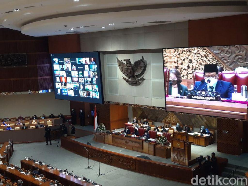 DPR Sahkan 7 Anggota KY Hasil Uji Kelayakan Komisi III