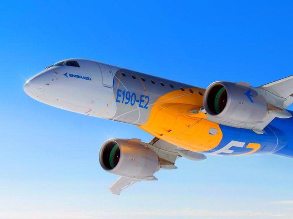 Data Produsen Pesawat Terbesar Ketiga Dunia Bocor di Internet