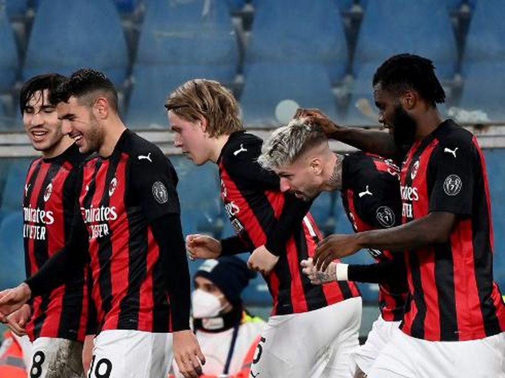 Menang Lagi, Skuad Muda Milan Sudah Makin Dewasa
