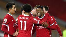 Gol Kilat Salah saat Liverpool Diimbangi Midtjylland