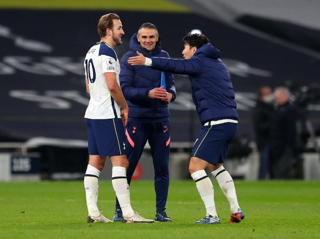 Kane dan Son, Binatang Kesayangan Mourinho