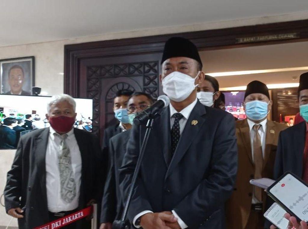 Ketua DPRD: APBD DKI Jakarta 2021 Disepakati Rp 84 T