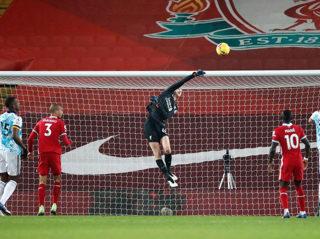 Awal yang Indah untuk Caoimhin Kelleher di Liverpool