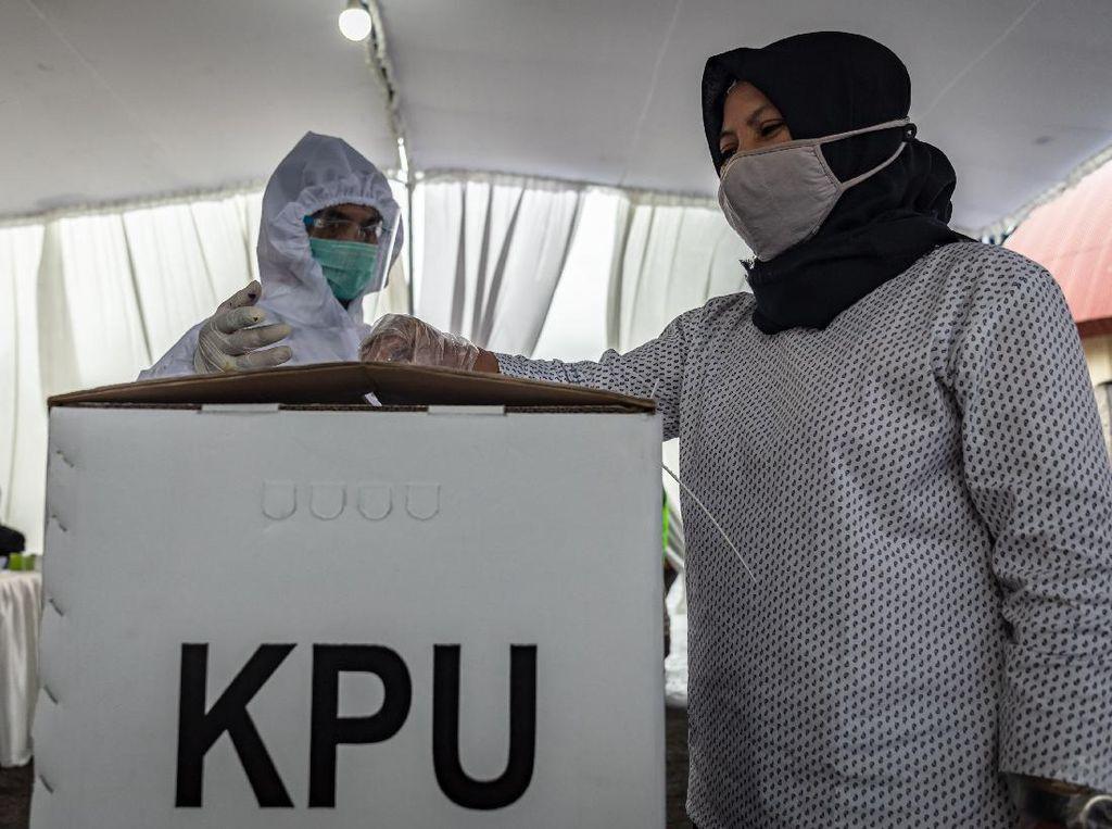 Cara Nyoblos Pilkada 2020: Cek Pemilih DPT lindungihakpilihmu.kpu.go.id