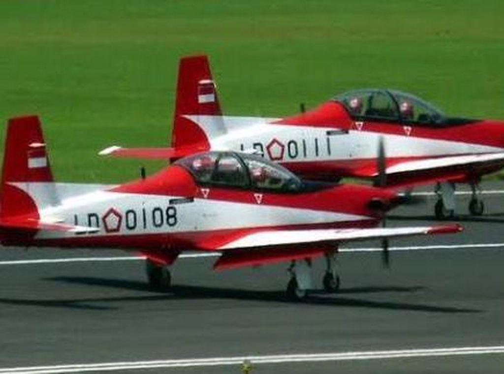 Terpopuler Sepekan: Pesawat Latih TNI AU Jatuh di Lanud Adisutjipto