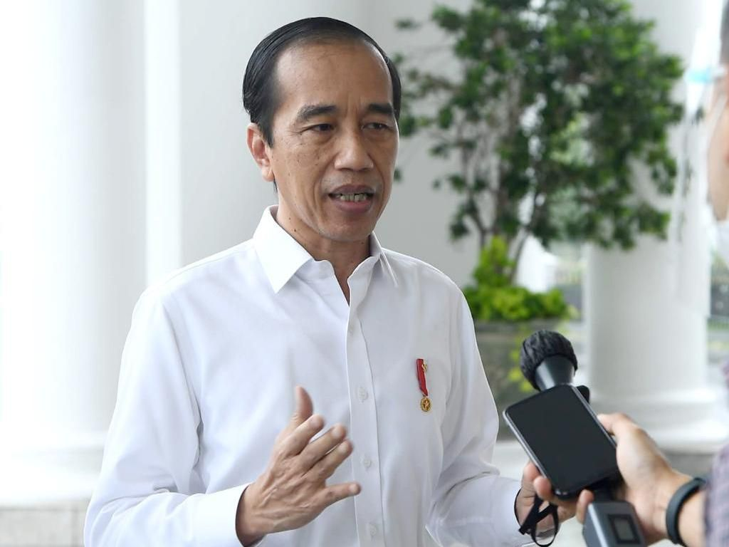 ICW Kritik Keras Jokowi Narasi Kosong Berantas Korupsi, PDIP Membela