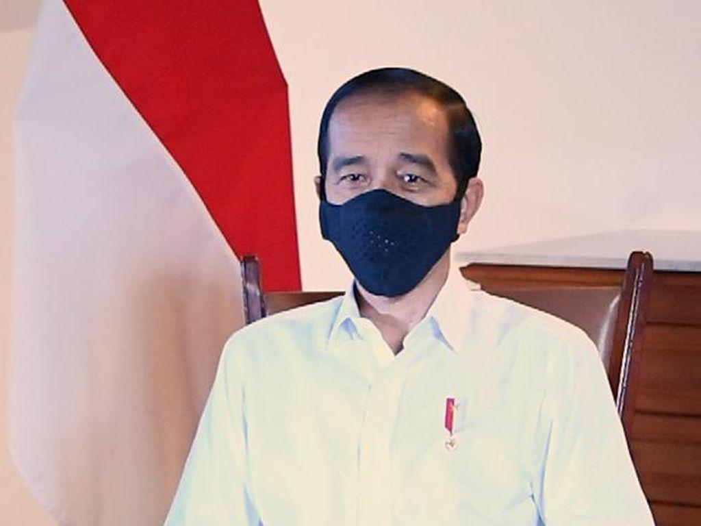 Jokowi Yakin Vaksin Corona Pulihkan Ekonomi RI