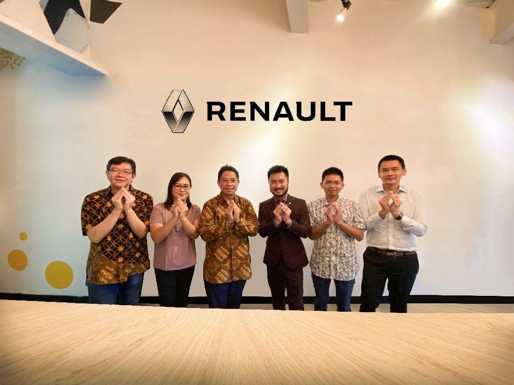 Jualan Mobil Listrik, Prestige Motorcars Beli Saham Renault Indonesia
