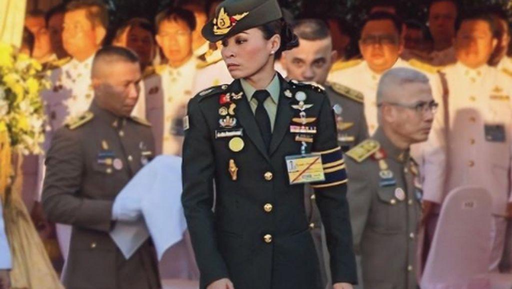 Ini Ratu Suthida, Istri Raja Thailand yang Sering Dibandingkan dengan Selir